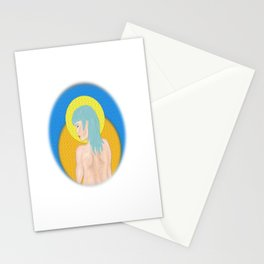 untitled once again Stationery Cards