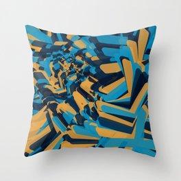 Xes Throw Pillow