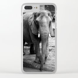 Gentle One Clear iPhone Case