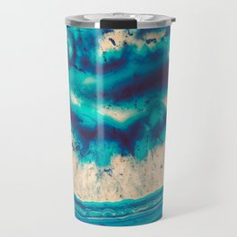Blue Agate Water Element Travel Mug