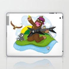 Bigfoot Rocks! Laptop & iPad Skin