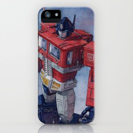 MP-01 watercolor iPhone Case