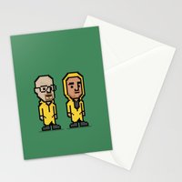 8-Bit: Breaking Bad Stationery Cards