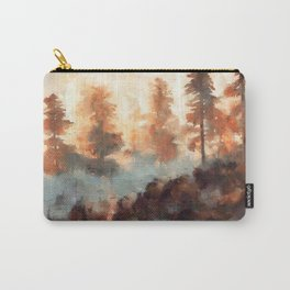 Clearwater Forest, Idaho Carry-All Pouch
