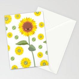 """Emo Girasol"" Stationery Cards"