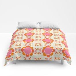 Sixties Tile Comforters