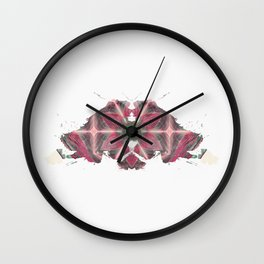 Inkdala XL Wall Clock