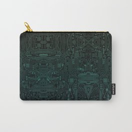 Circuitry Details Carry-All Pouch