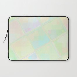 Re-Created Mirrored SQ LXIII by Robert S. Lee Laptop Sleeve