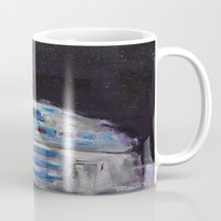 r2d2 Mugs featuring r2d2 by Thad Taylor Art