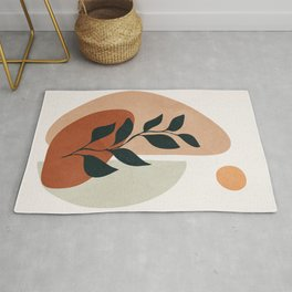 Soft Shapes II Rug