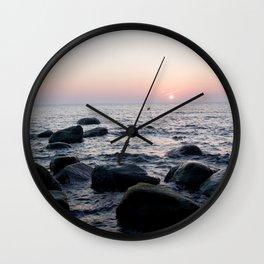 quiet revolution Wall Clock