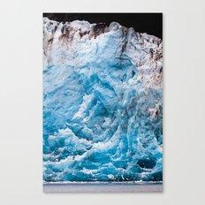 Glacier Face, Alaska Canvas Print