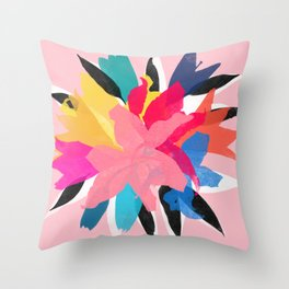 lily 14 Throw Pillow