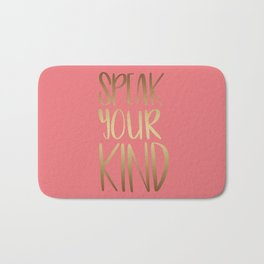 Kindness Counts Bath Mat
