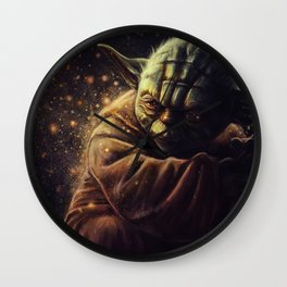 The Force Wall Clock