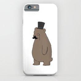 Movember  iPhone Case