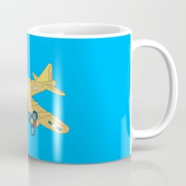 Fidget Plane Coffee Mug