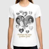 golden girls T-shirts featuring The Golden Girls by BeeJL