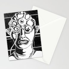 Mr. K - Mugshot Stationery Cards