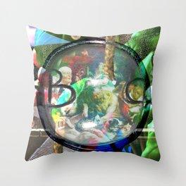 te6ab1et Throw Pillow