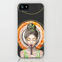 Rice to meet You iPhone Case