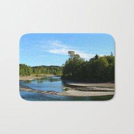 Quillayute River Bath Mat