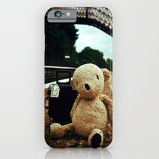 Waiting at the station iPhone 6s Slim Case