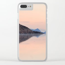 Salar de Uyuni 3 Clear iPhone Case