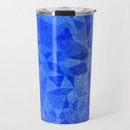 Right Brain Ambassador in Blue Travel Mug