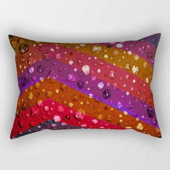 All The Glitters Is Rock Rectangular Pillow