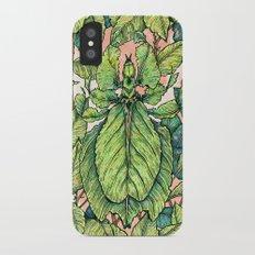 Leaf Mimic iPhone X Slim Case