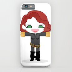 BLACK WIDOW ROBOTIC iPhone 6s Slim Case