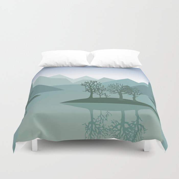 My Nature Collection No. 45 Duvet Cover