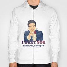 I Want You Hoody