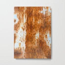 Materia 6 Metal Print