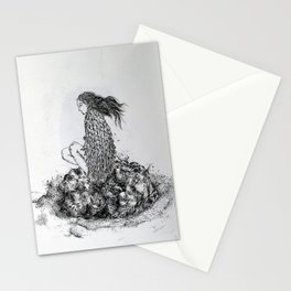 Lost Angel Stationery Cards