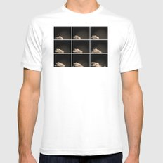 A brief sighting Mens Fitted Tee White MEDIUM