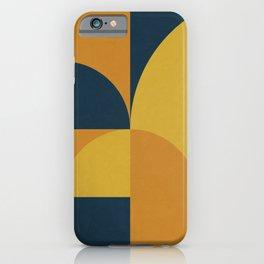 Geometry Games II iPhone Case