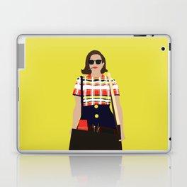 Peggy Olson Mad Men Laptop & iPad Skin