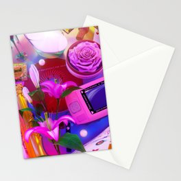Late Nite Stationery Cards