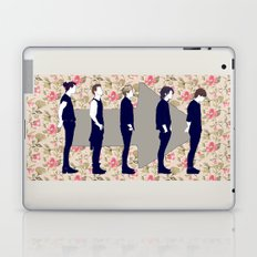 In Directions Of The Flowers Laptop & iPad Skin