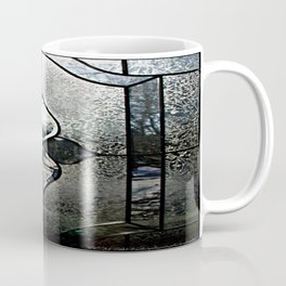 Frosted Transparency Coffee Mug