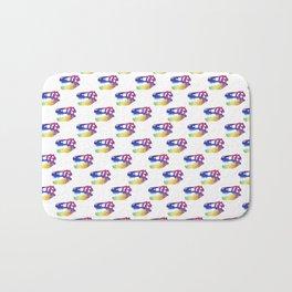 T-Rex Pattern Design Bath Mat