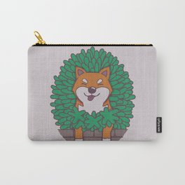 Just hangin' out here.. (Inu Series) Carry-All Pouch