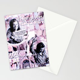 Harry Styles If I Fell Stationery Cards
