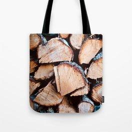 Woo-d Warm Tote Bag