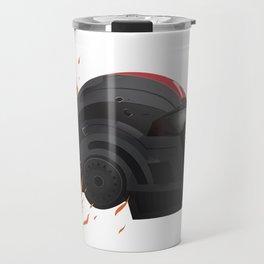 N7 Helmet Travel Mug