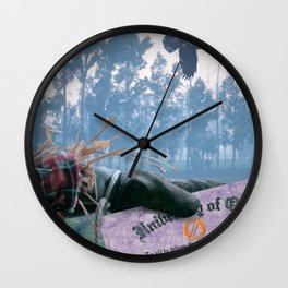 The Oz Suite - The Scarecrow Wall Clock