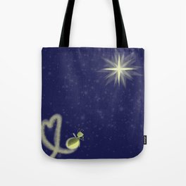 Ray and Evangeline Tote Bag